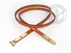 "005N Medieval belt ""from Engalnd"" - thin"