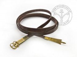 025N Medieval belt 15th cent. - thin