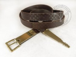 "223C Stamped belt ""from Wroclaw"" for 14 - 15th century"