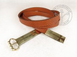 "233C Belt ""from London"" for 13-th century"
