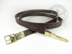 236C Stamped belt for 14-15 cent.