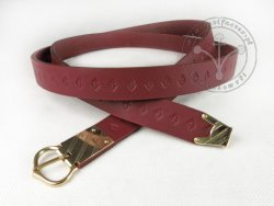 307C Medieval belt - 14-15th cent.