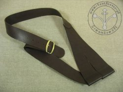 804 SH Baldric with double buckle for 17-th century
