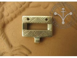 A-013 Strapend or sword belt accesory
