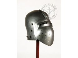 AH-12 Medieval helmet - Klappenvisier - On Stock