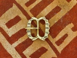B-058 Double loop buckle
