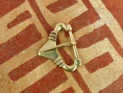 B-237 Triangular belt buckle