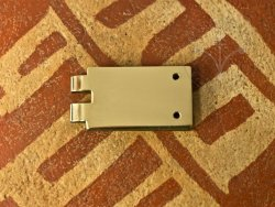 BP-04 Buckle plate - 17 mm
