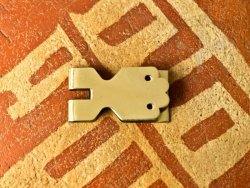 BP-08 Buckle plate - 20 mm