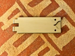 BP-09 Buckle plate - 20 mm