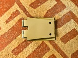 BP-13 Buckle plate - 25 mm