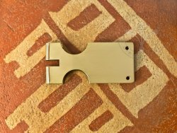 BP-14 Buckle plate - 25 mm