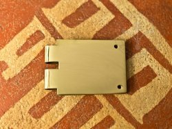 BP-15 Buckle plate - 30 mm