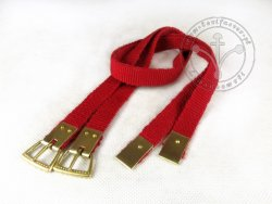 GL-106.02A Woven woolen garters - On Stock