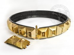 KB 048 Knight Belt with segmental mounts