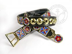 "KB 052 Knight belt ""Voit von Rieneck"" - On Stock"