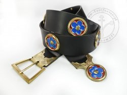 "KB 065 Knight belt ""Voit von Rieneck"" - On Stock"