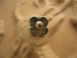"M-16 Belt mount ""Four Leaf Flower"""