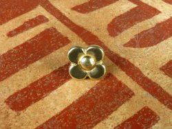 "M-16A Belt mount ""Four Leaf Flower"" - longer rivet"