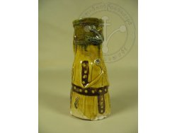 "P-036 Medieval jug with ""bearded man"" - tankard / jug"