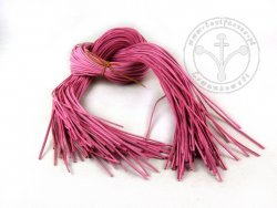 R-90 Leather strap - thin - pink