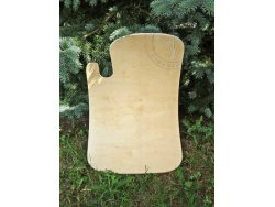 SD-62 Jousting shield - plywood