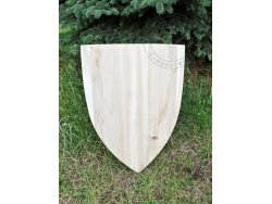 "SD-08 Triangular shield ""Classic"" 14th cent. - wooden planks"