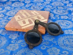 "SGL-10 Medieval sunglasses ""0"" PLANO - 15th-16th cent. - ON STOCK"
