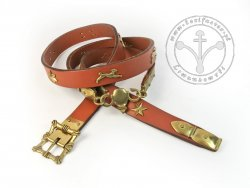 283M Belt for 17-th century - ON STOCK