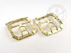 BS-02 Shoe buckles - 18th cent.