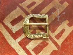 B-085 Rectangular buckle