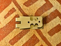 BP-07 Buckle plate - 17 mm