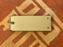 BP-12 Buckle plate - 25 mm