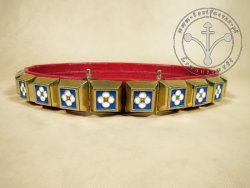 KB 020 Knight Belt - Enameled- Regulated