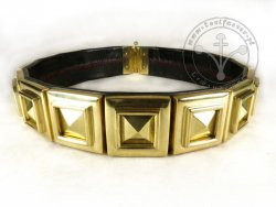 KB 031M Knight Belt - Rudolf IV of Vienna - On Stock