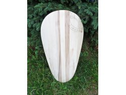"SD-11 Shield ""Karl von Trier"" 14th cent. - wooden planks"